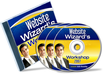 Website Wizard Workshop